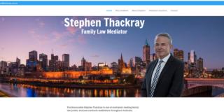 Website Development: Stephen Thackray