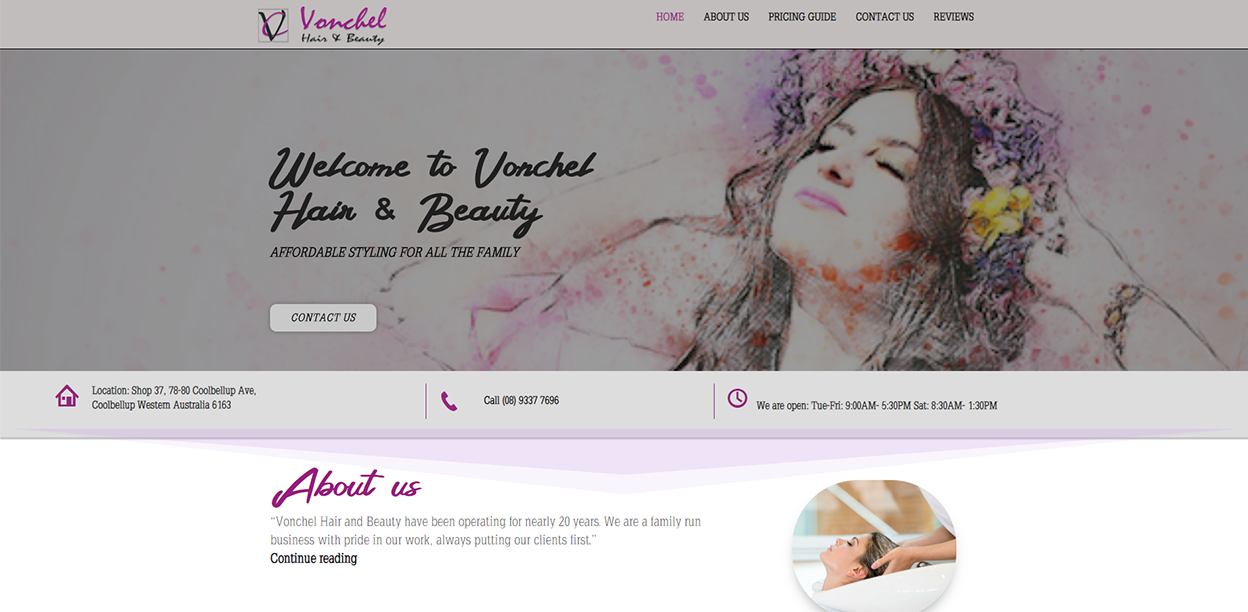 Vonchel Hair and Beauty